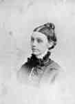 Mrs. Stephen Hoitt, (Miranda Evelyn Gordon) c.1885
