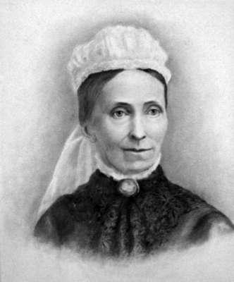 Mrs. Robert Darlington (Sarah Annie Hunter), c.1890