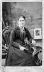 Mrs. David Briggs (Phoebe Ann Kerr), c. 1870