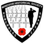 Windsor Historical Society - Remembers Veterans