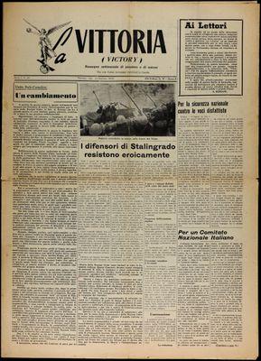 La Vittoria, 10 Oct 1942