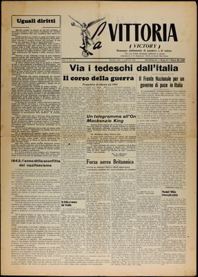La Vittoria, 9 Jan 1943