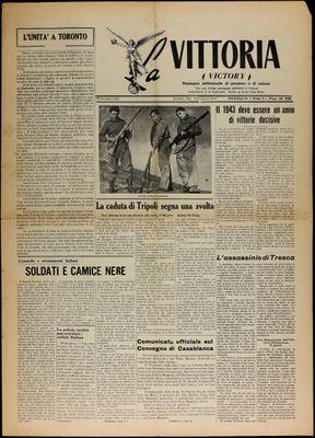 La Vittoria, 30 Jan 1943