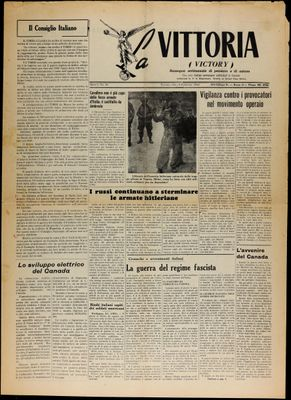 La Vittoria, 6 Feb 1943