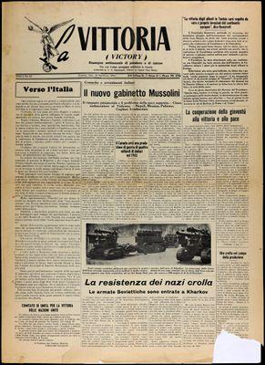 La Vittoria, 20 Feb 1943