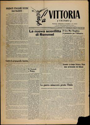 La Vittoria, 3 Apr 1943
