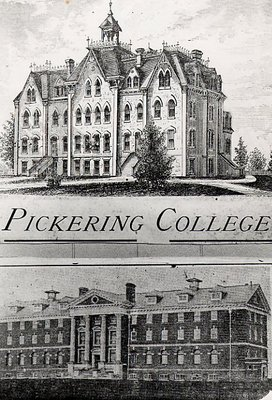 Pickering Village - Pickering College