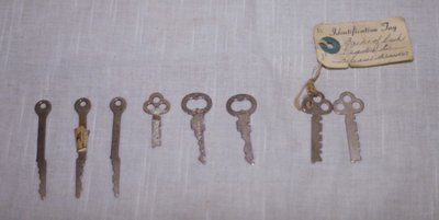 Silver Keys