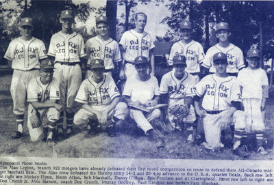 Ajax Legion baseball team