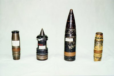 Munition Rounds - Shells - Defence Industries Limited