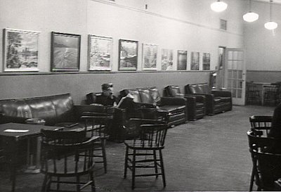 University of Toronto - Hart House student lounge