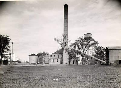 Defence Industries Limited - Steam plant
