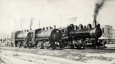Defence Industries Limited - Steam locomotive