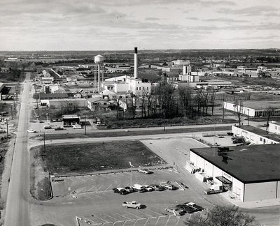 Public Utilities - Ajax - Steam Plant - Mills Road