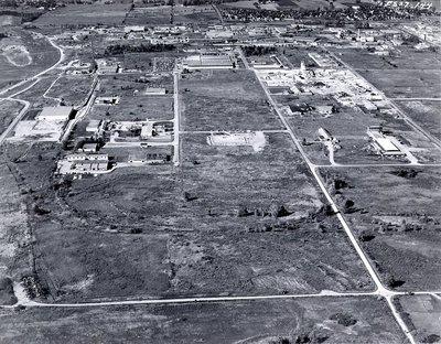 Steam Plant, September 1968 - Ajax - Aerial Photo