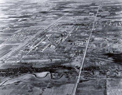 Duffins Creek - Ajax - Aerial Photograph