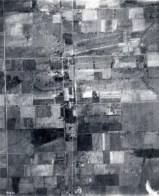 Ajax, c. 1927 - Aerial Photograph
