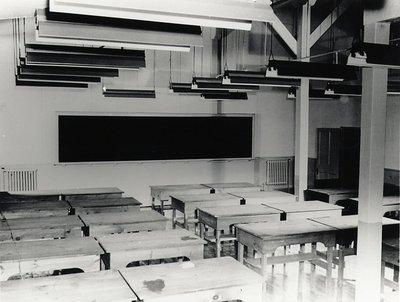 University of Toronto - Ajax Campus - Classroom