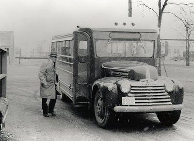 University of Toronto - Ajax Campus - School Bus