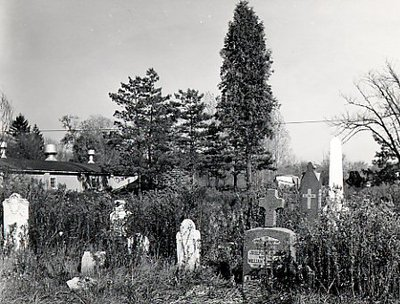 Monuments - Cemeteries - Pickering Village - Catholic Cemetery
