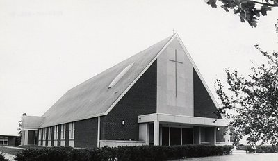 Churches - Ajax - St. Bernadette's