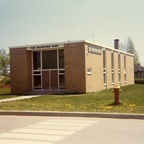 Churches - Ajax - Salvation Army