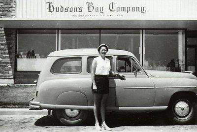 Hudson's Bay Company store - Ajax