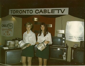 Toronto Cable TV - Commerce and Industry