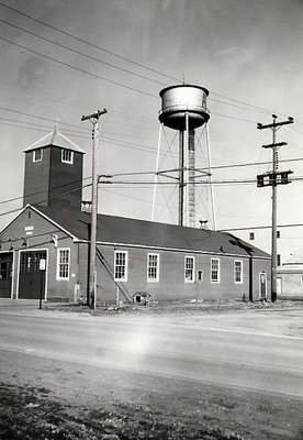 Fire Department - Ajax - Old Fire Hall