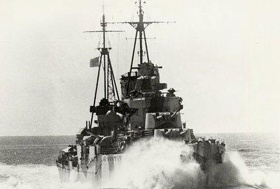 HMS Ajax - 1935