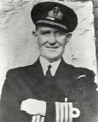 HMS Ajax - Battle of River Plate - Capt. Lionel (Ginger) Noake.