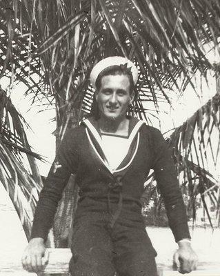 HMS Ajax - Crewmen