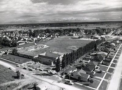 Schools - Ajax - St. Andrew's Senior School- Aerial Photograph