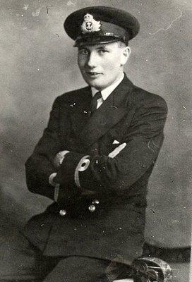 HMS Ajax - Crewmen - Sub. Lieut. Mcintyre