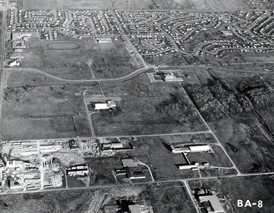 Ajax Pickering Hospital - Ajax - Aerial Photo