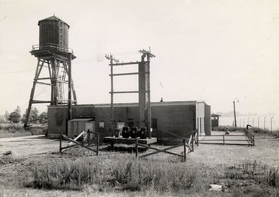 Defence Industries Limited - Water purification plant - Pickering Beach Rd.