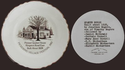 Pioneer Quaker House, 1828