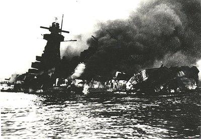HMS Ajax, 1935 - German battleship - Admiral Von Graf Spee - Battle of River Plate