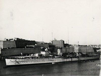 HMS Ajax, 1935 - Photo