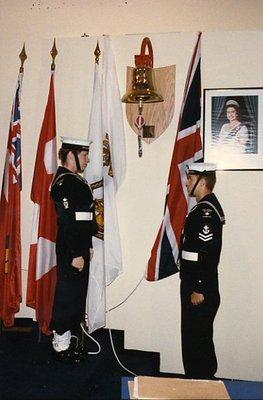 HMS Ajax, 1963 - Bell