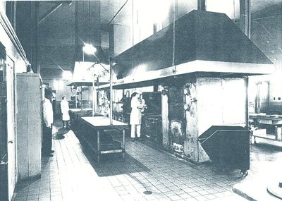 Defence Industries Limited - Cafeteria Kitchen