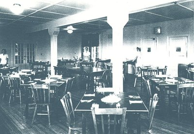 Defence Industries Limited - Arbor Lodge Dining Room