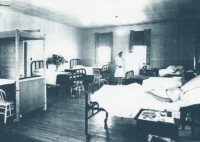 Defence Industries Limited - Women's ward at hospital