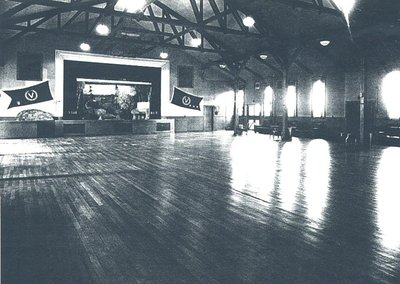 Defence Industries Limited - Main Recreation Hall (Interior)