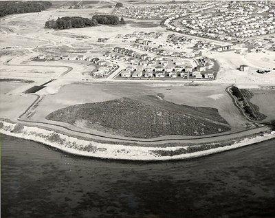 Lake Ontario - Shoreline - Ajax - Aerial Photograph