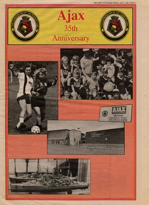 The News Advertiser-Ajax 35th Anniversary