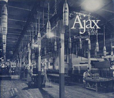 Ajax the War Years 1939/45