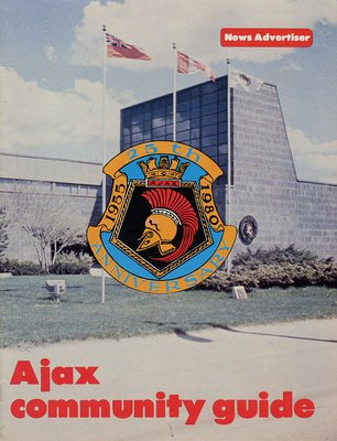 The Ajax Community Guide June 1980