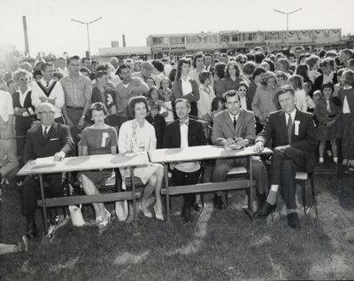 Centennial Parade Ceremonies