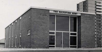 Salvation Army Building